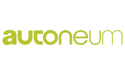 Autoneum logo - Soy tu pacer